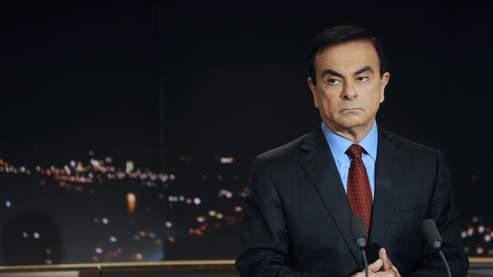 Au 20 heures de TF1, Carlos Ghosn, le patron de Renault a affirmé détenir «des preuves multiples» à l'encontre de ses trois cadres licenciés dans l'affaire de faux espionnage.