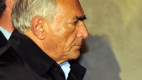 La victime présumée a formellement reconnu Dominique Strauss-Kahn, qui nie les faits. Crédits photo : AFP