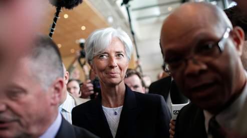 Lagarde au FMI : l'Europe unie, les États-Unis hésitent