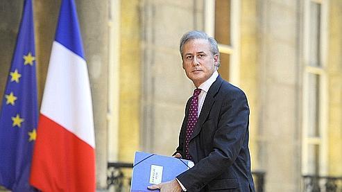 Georges Tron, le 6 janvier dernier.