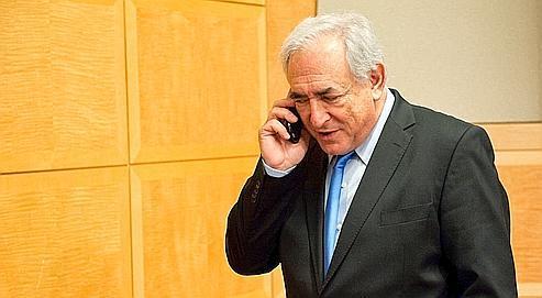 Dominique Strauss-Kahn le 16 avril dernier.