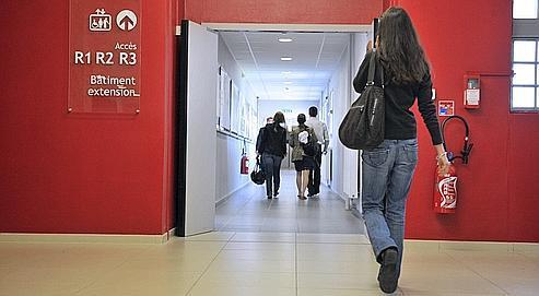 Un rapport propose des quotas dans les IUT et BTS
