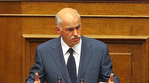 George Papandreou ,premier ministre grec
