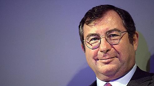 Martin Bouygues, président du groupe Bouygues depuis 1989.