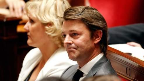 François Baroin, nouveau ministre de l'Économie et des Finances.