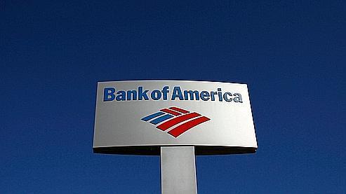 Bank of America paie la crise des subprimes au prix fort