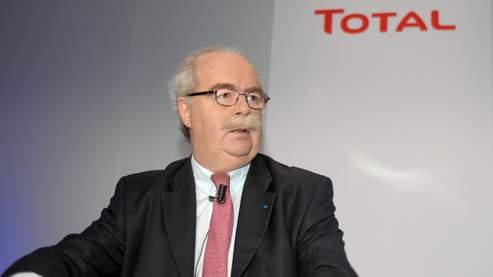 Christophe de Margerie, PDG de Total