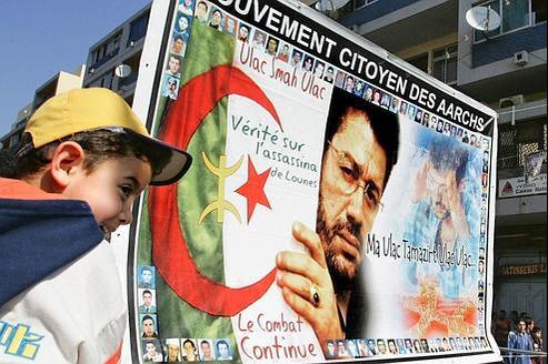 Algérie: le procès tronqué des assassins de Matoub Lounès
