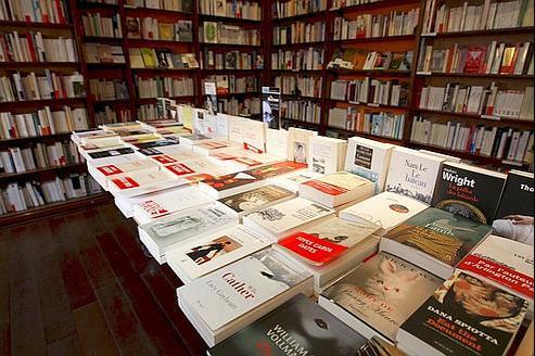 La vente de livres est l'un des créneaux les moins rentables du commerce de détail.