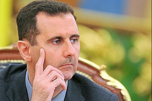 En difficulté, le régime syrien joue son va-tout