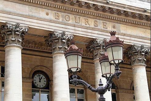 La Bourse de Paris finit la semaine sur une forte hausse