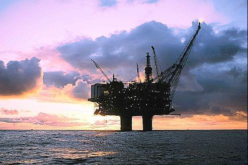 Le production pétrolière norvégienne est légèrement inférieure à 2millions de barils par jour.