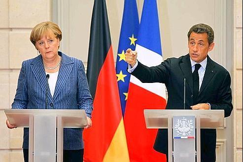 Paris et Berlin veulent couper les aides aux pays indisciplinés