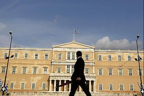 Les mesures d'austérité prises par le gouvernement «ne peuvent pas restaurer l'état des finances», selon un rapport publié mercredi à Athènes par une commission d'experts du Parlement.