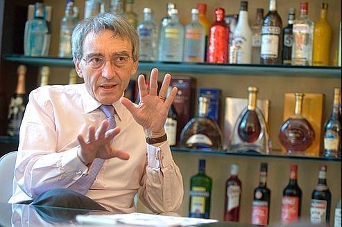 Pernod Ricard prêt à de petites acquisitions