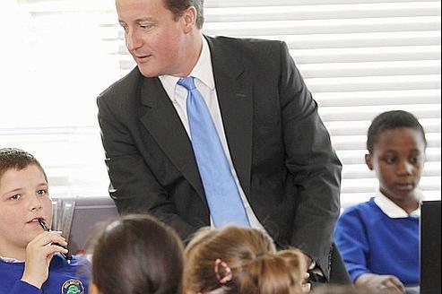 Ces mesures pour l'éducation s'inscrivent dans l'arsenal répressif promu par David Cameron après les émeutes de début août en Grande-Bretagne.
