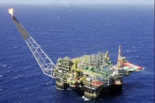 Total découvre du pétrole au large des côtes françaises