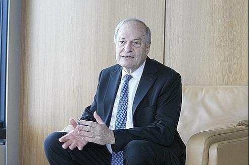 Michel Boyon est président du Conseil supérieur de l'audiovisuel.