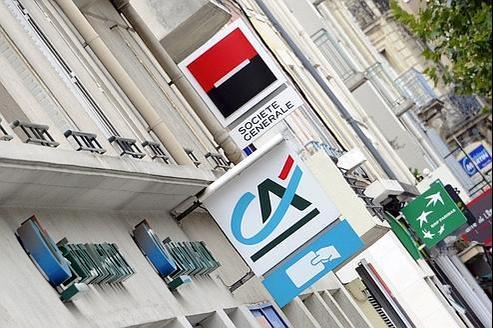 Pourquoi les banques françaises trinquent