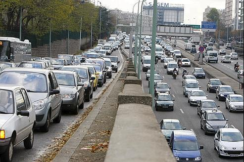 L'automobile, source majeure de pollution en Ile-de-France