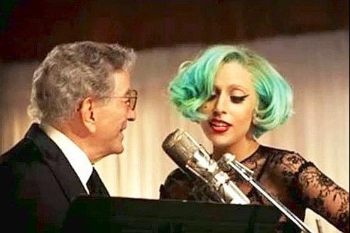 Le duo The Lady Is a Tramp de Tony Bunnette et Lady Gaga.