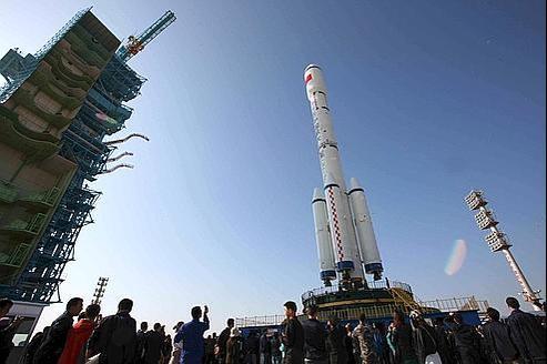 La Chine prépare sa première station spatiale