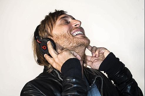 MTV Europe Music Awards : David Guetta et La Fouine