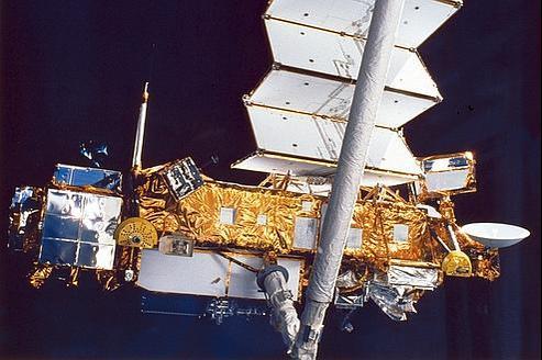 Un satellite de la taille d 39 un bus va tomber sur terre - Tomber enceinte avant retour de couche ...