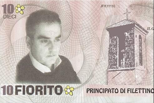 Le village de Filettino, en Italie, a lancé fin août sa propre monnaie, le «Fiorito».