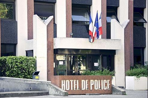 L'hôtel de police de qui abrite la PJ lyonnaise.