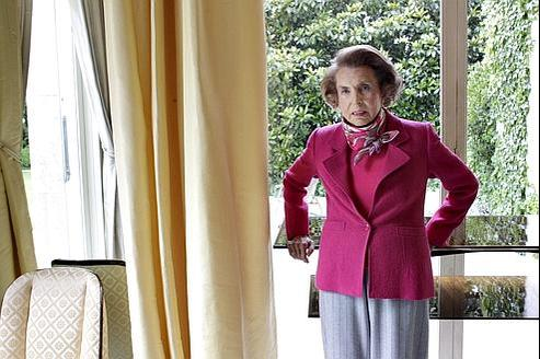 Liliane bettencourt se rebelle contre la menace de tutelle - Maison de liliane bettencourt ...