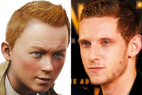 Jamie Bell : «Tintin, c'est moi!»