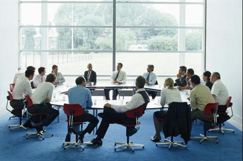 L'impression de perdre son temps en réunion révèle une faiblesse de l'organisation. Crédits photo : Getty