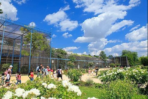 Les bons plans de la semaine - La grande verriere jardin d acclimatation ...