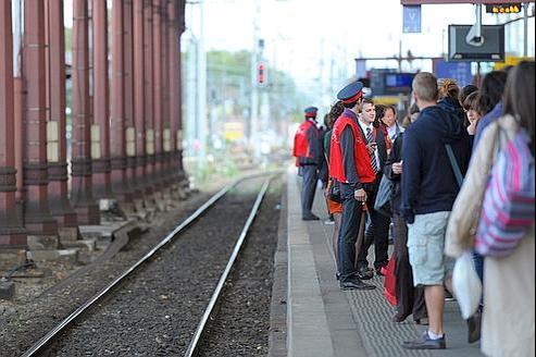Les trafics des trains Corail, Transilien et Intercités sont les plus touchés par le mouvement.