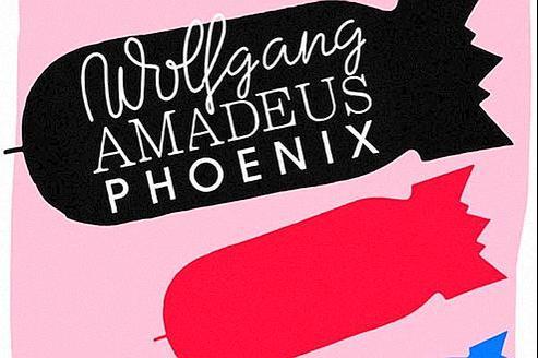 La pochette du dernier album de Phoenix.