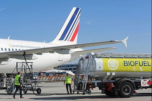 Comment réduire les émissions des avions