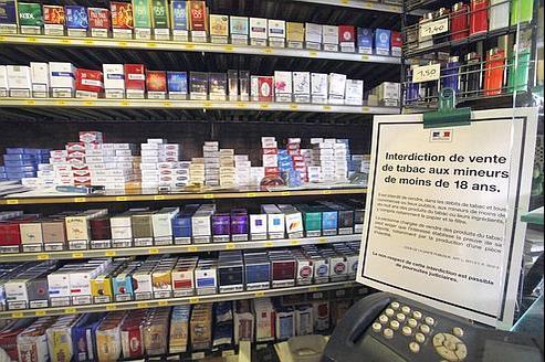 Prix des cigarettes les fumeurs ont touss lundi - Magasin qui reprend les meubles ...