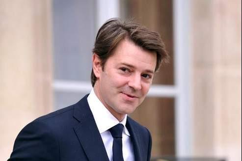 Le ministre de l'Économie et des Finances, François Baroin