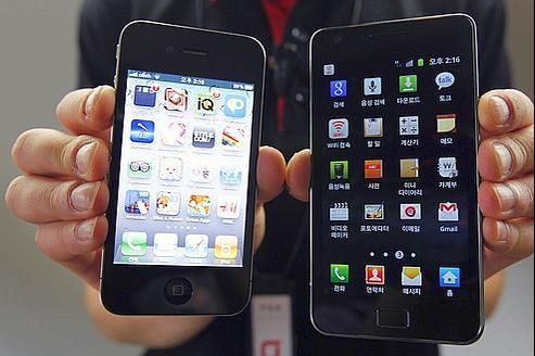Les brevets au cœur du conflit Apple-Samsung