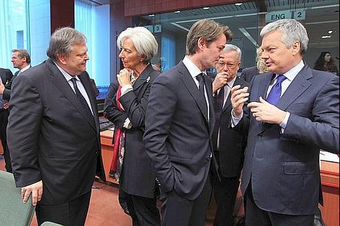 108milliards d'euros à trouver pour renflouer les banques