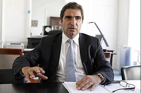 Christian Jacob, président du groupe UMP à l'Assemblée nationale. Crédit: Sébastien Soriano/Le Figaro