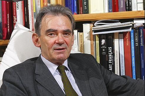 François Bœspflug, dominicain, professeur d'histoire des religions à la faculté de théologie catholique de l'université de Strasbourg.