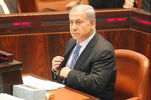 En début de semaine, Benyamin Nétanyahou (ici le 2 novembre à la Knesset) s'est dit préoccupé par le programme nucléaire iranien.