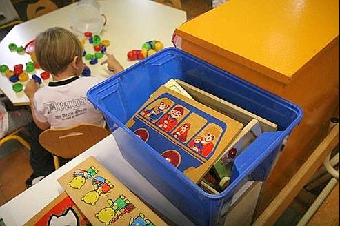 École obligatoire à 3 ans : le PS retire sa proposition