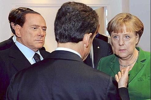Silvio Berlusconi a perdu une bonne partie de sa crédibilité auprès des investisseurs.