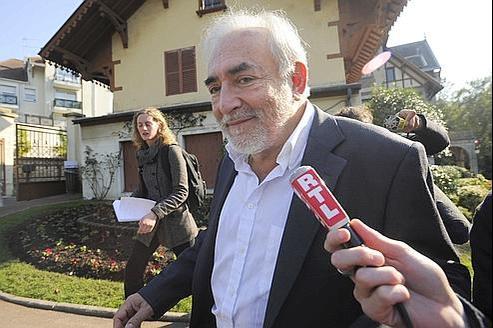 DSK : «Veux-tu découvrir une magnifique boite coquine à Madrid avec moi ?».