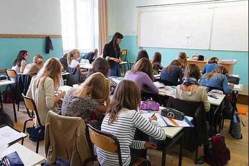 Réforme en vue sur le statut des enseignants