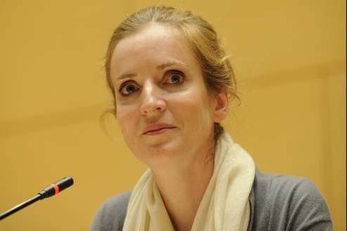 La ministre de l'Écologie, Nathalie Kosciusko-Morizet.