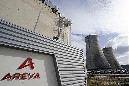 La centrale nucléaire du Tricastin, dans le sud-est de la France.